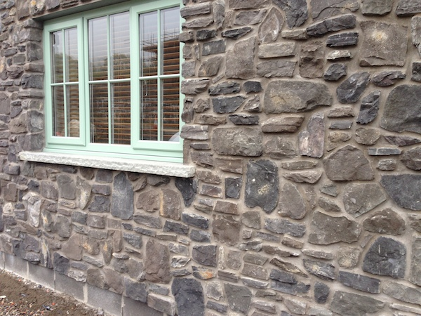 Stone Effect Wall Cladding For Interior Or Exterior Use