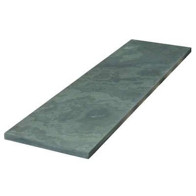 Black Slate Honed Hearth stone blank 1371 x 508 x 20mm - Eazyclad ...