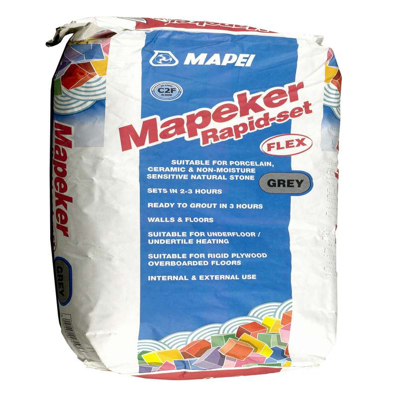 Mapei Grey Rapid Set